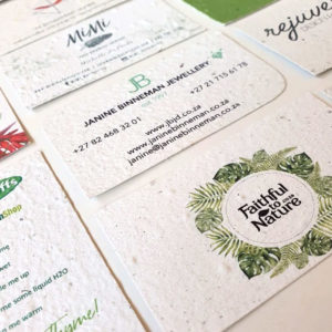 buy Growing Paper Business Cards
