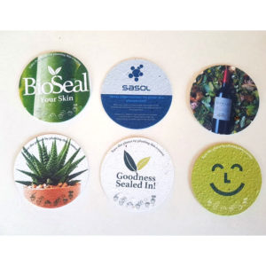 buy Growing Paper Coasters