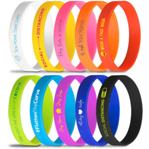 buy Fitwise Silicone Kids Wristband
