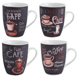 buy Coffee Lovers 4-piece Set
