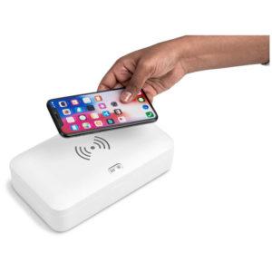 buy Swiss Cougar Riga UV Steriliser Wireless Charger