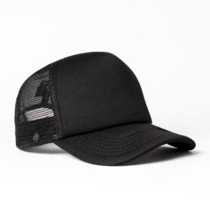 buy Youth Uflex Curved Peak Trucker Cap