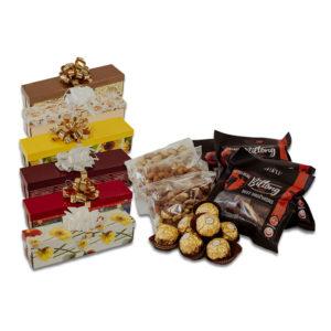 Buy Biltong, Nuts and Chocolates Hamper