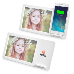 Buy Dynasty Photo Frame & Wireless Charger