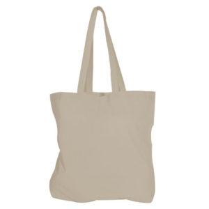 Buy 140g Cotton Gusset Tote Bag