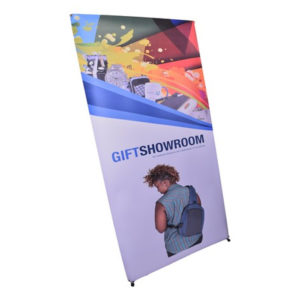 Buy PVC X-Shape Banner - 900mm x 1625mm