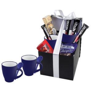 Buy Mug & Spoon Coffee Hamper