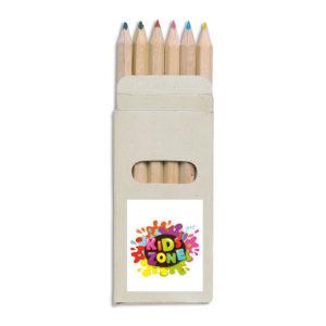 Buy Sixpence Mini Pencil Set
